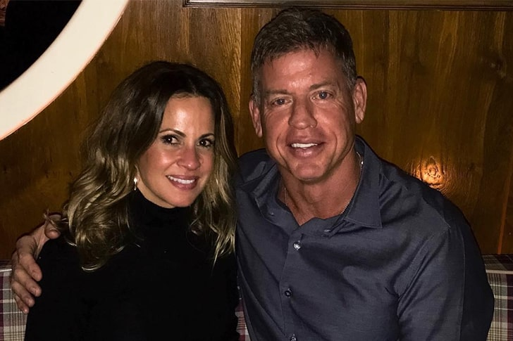 Troy Aikman Catherine Mooty min True Love Exists In Hollywood And These Celebrity Couples Prove It