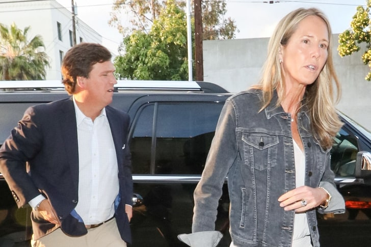 Tucker Carlson Susan Andrews min True Love Exists In Hollywood And These Celebrity Couples Prove It