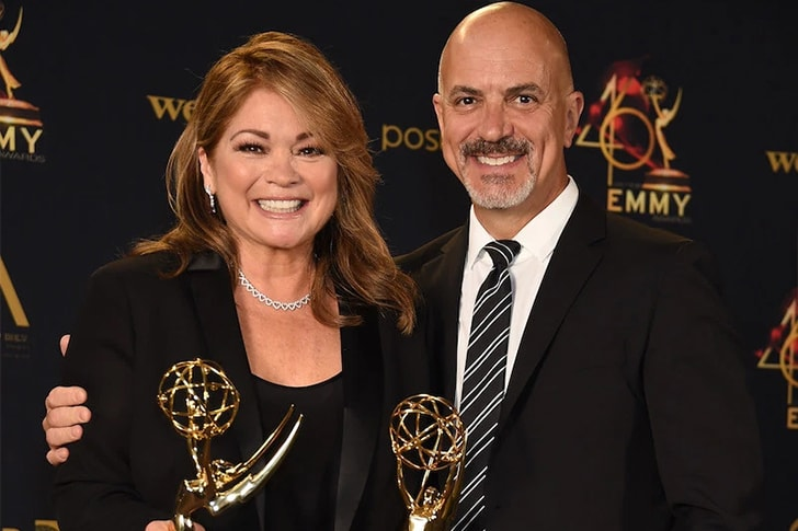 Valerie Bertinelli and Tom Vitale min True Love Exists In Hollywood And These Celebrity Couples Prove It