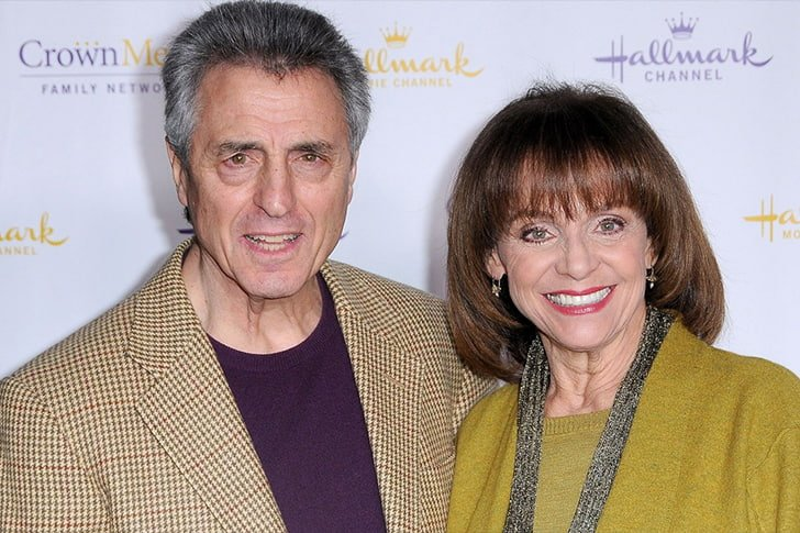 Valerie Harper and Tony Cacciotti min True Love Exists In Hollywood And These Celebrity Couples Prove It