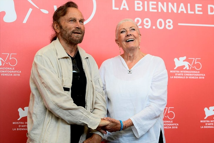 Vanessa Redgrave and Franco Nero min 1 True Love Exists In Hollywood And These Celebrity Couples Prove It