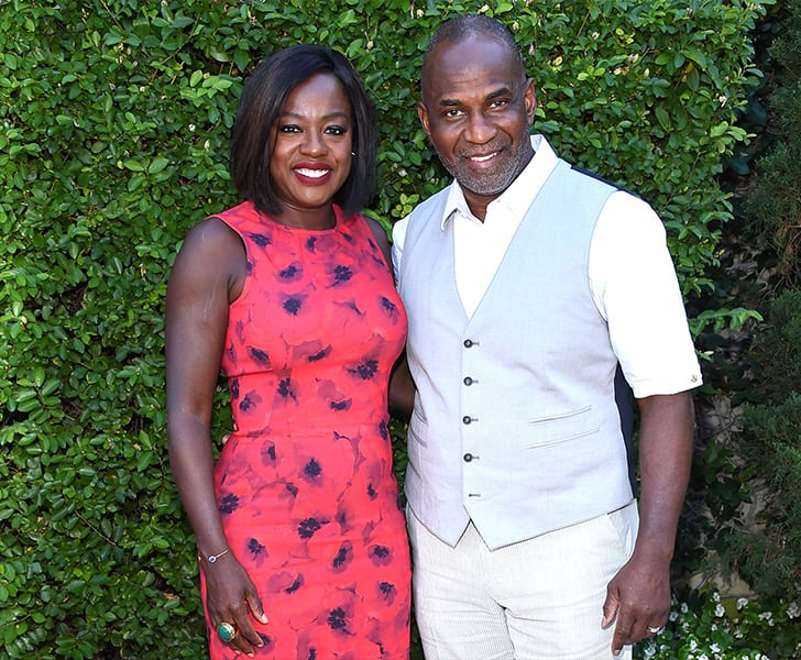 Viola Davis and Julius Tennon True Love Exists In Hollywood And These Celebrity Couples Prove It
