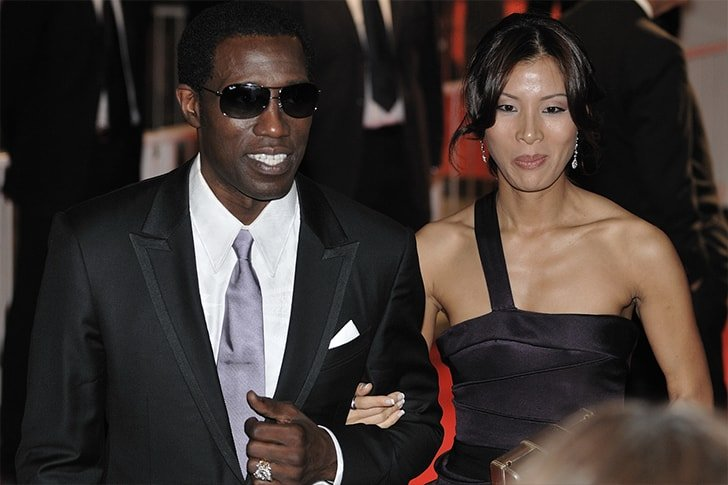 Wesley Snipes Nakyung Park min True Love Exists In Hollywood And These Celebrity Couples Prove It