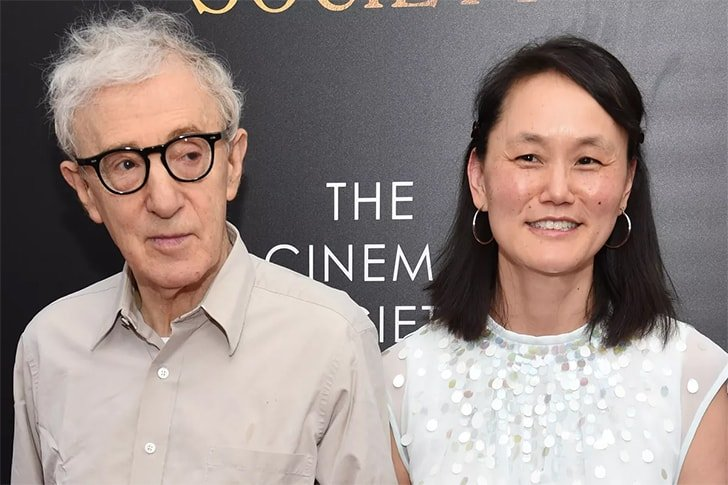 Woody Allen Soon Yi Previn min True Love Exists In Hollywood And These Celebrity Couples Prove It