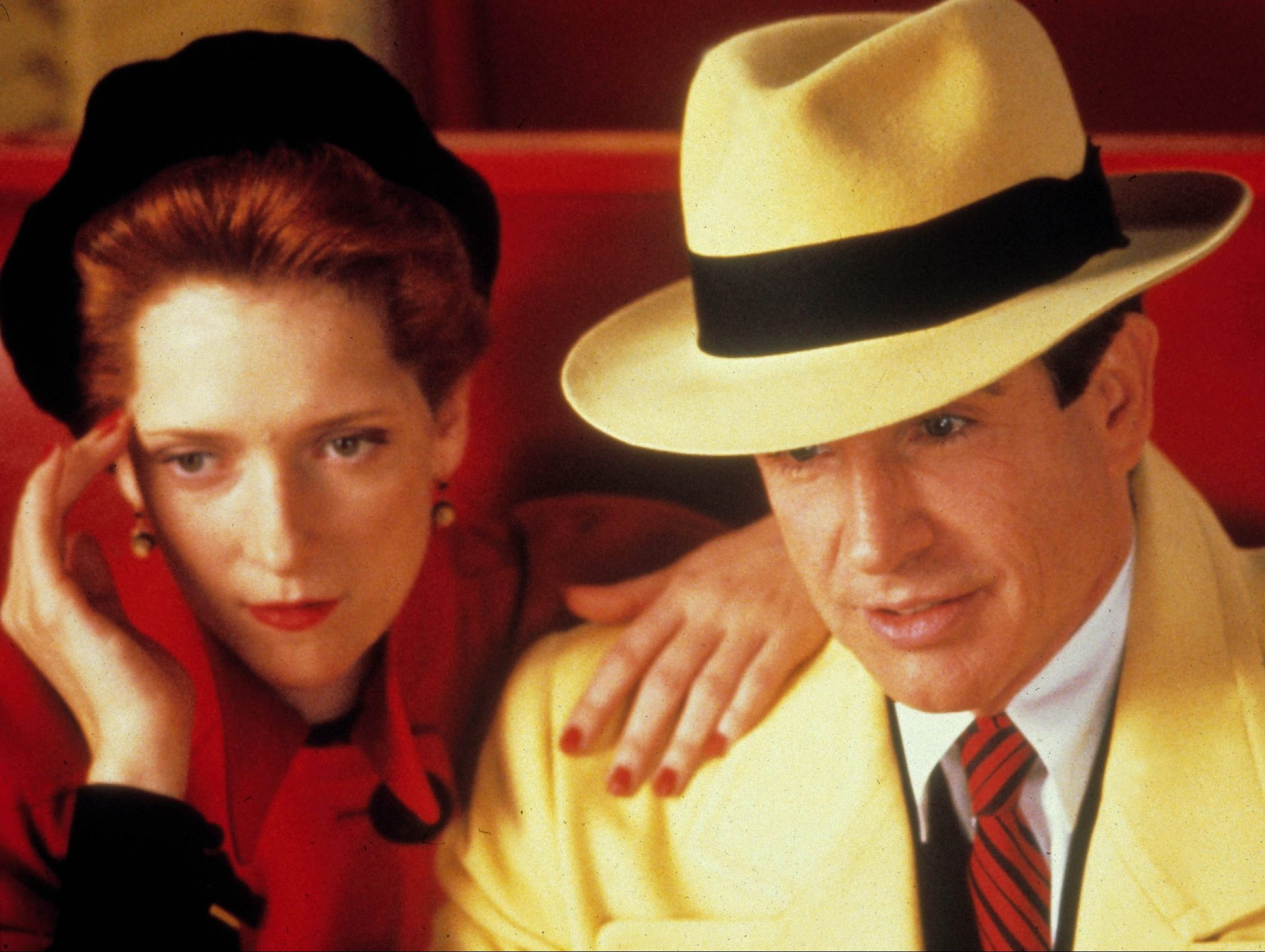 dick tracy warren beatty scaled e1612439795232 The Spectacular Rise and Catastrophic Fall of Sean Young