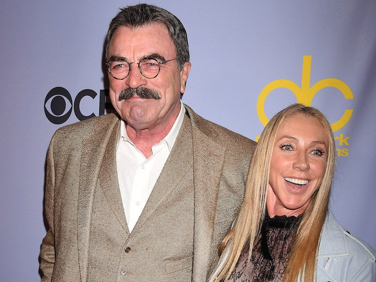 tom selleck wife True Love Exists In Hollywood And These Celebrity Couples Prove It