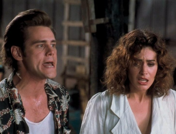 why einhorn from ace ventura pet detective looks so familiar e1612514222547 The Spectacular Rise and Catastrophic Fall of Sean Young