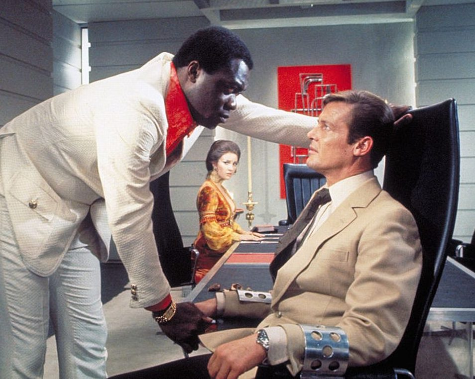 0 On the Set of Live And Let Die e1615911192486 James Bond Actor Yaphet Kotto Dead At 81
