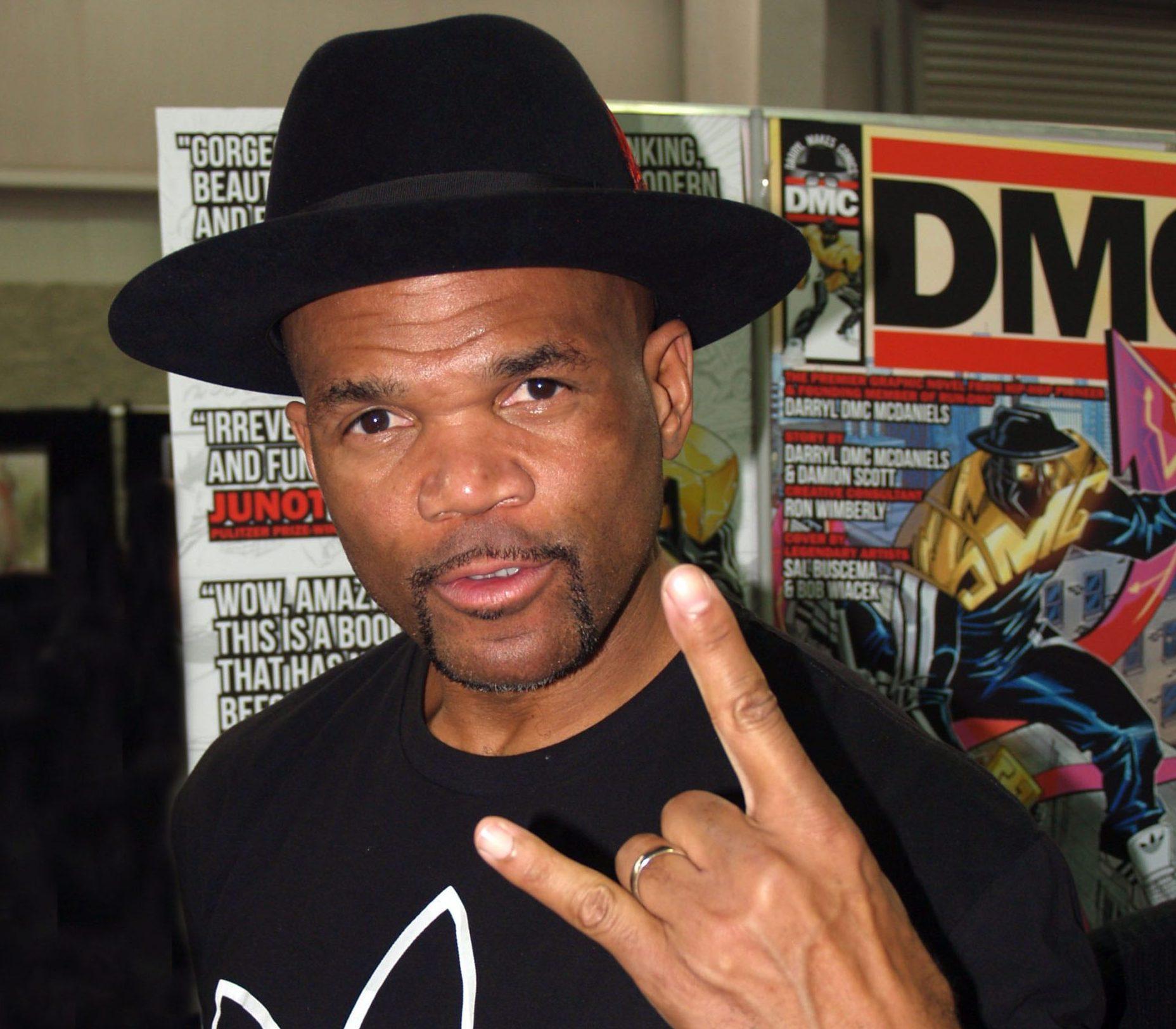 10.12.14DarrylMcDanielsByLuigiNovi1 scaled e1616421255871 10 Tricky-Tricky Truths About Hip Hop Legends Run-DMC