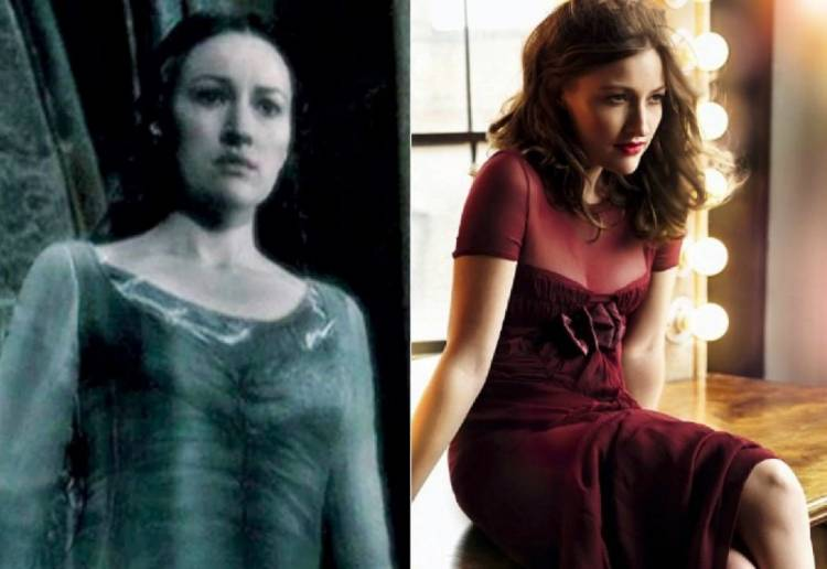 14 You Will Be Amazed To See The Grown Up Girls From Harry Potter