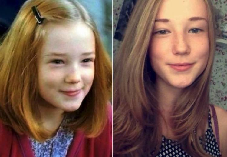 15 1 You Will Be Amazed To See The Grown Up Girls From Harry Potter