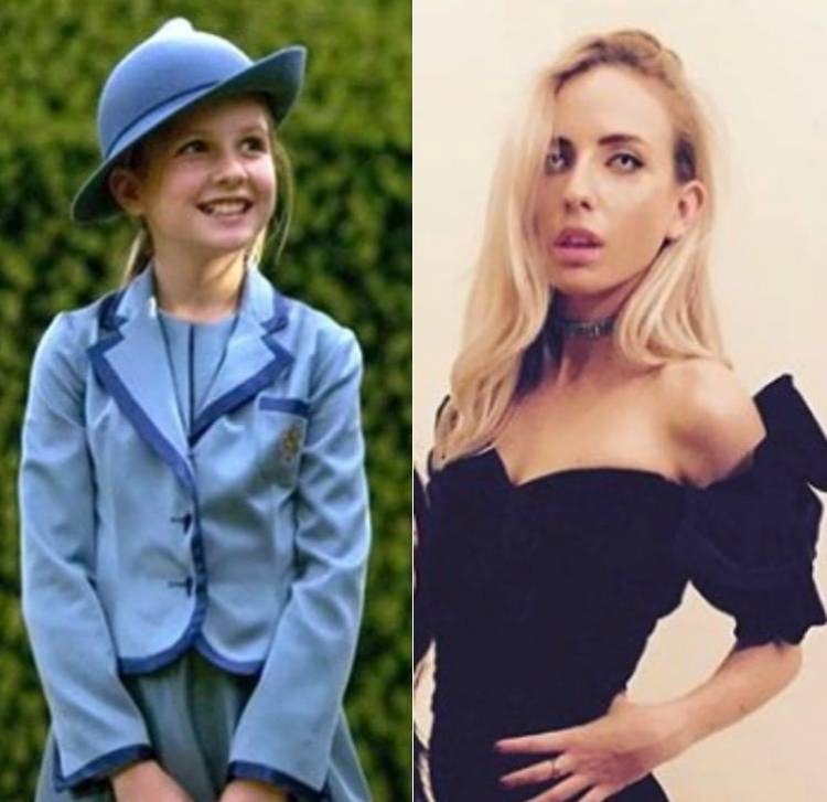 19 You Will Be Amazed To See The Grown Up Girls From Harry Potter