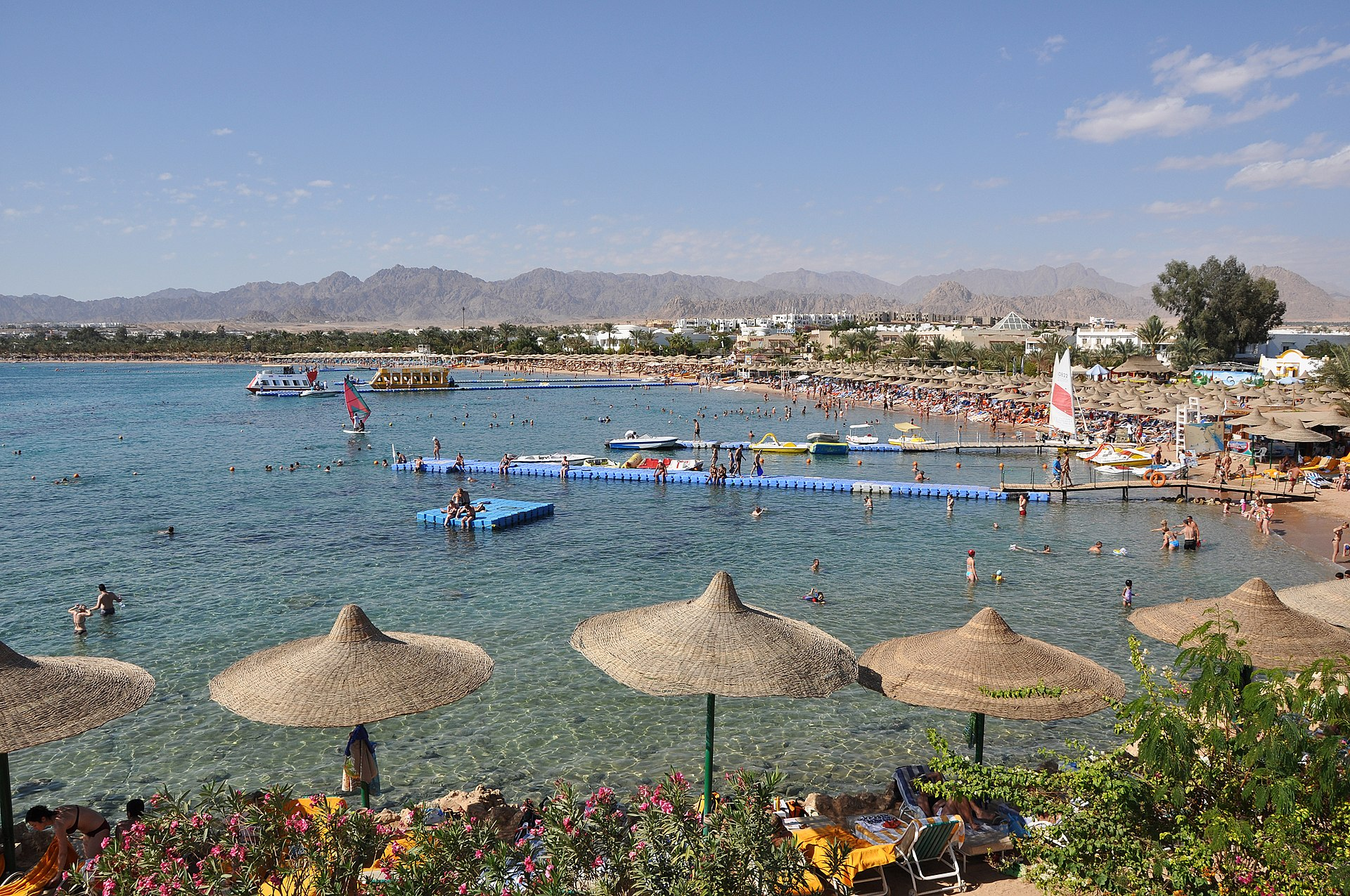 1920px Naama Bay R01 27 Things You Didn't Know About Jaws