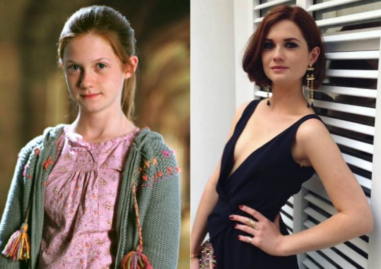 2 19 You Will Be Amazed To See The Grown Up Girls From Harry Potter