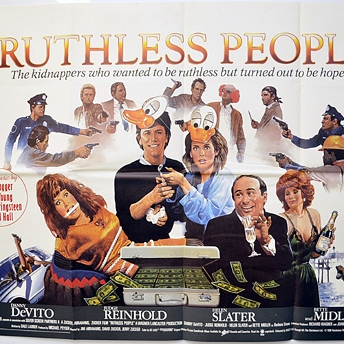 2 10 Things You Probably Didn't Know About The 1986 Film Ruthless People