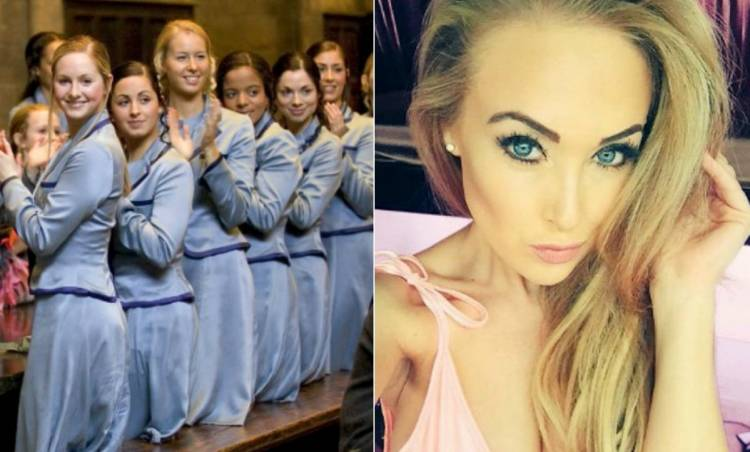 20 1 You Will Be Amazed To See The Grown Up Girls From Harry Potter