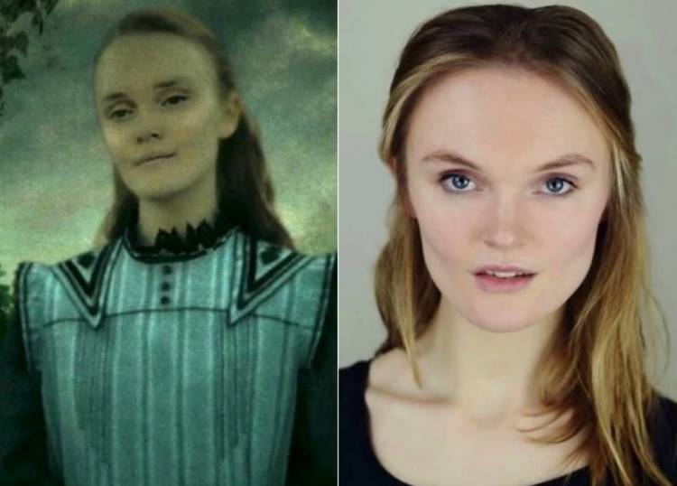 23 You Will Be Amazed To See The Grown Up Girls From Harry Potter