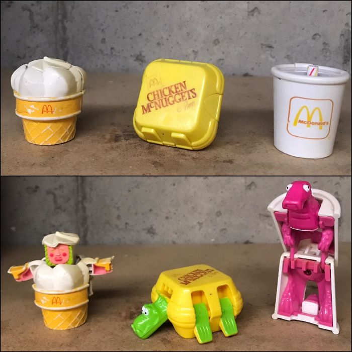 24 61 These Pictures Show How Different McDonald's Was In The 80s & 90s
