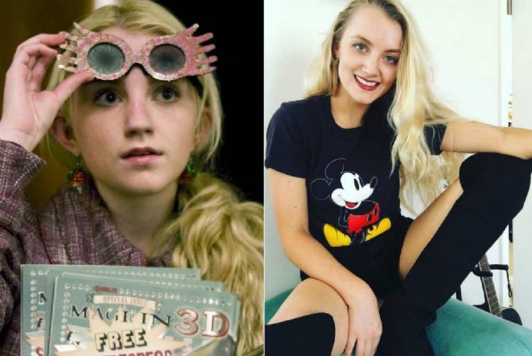24 You Will Be Amazed To See The Grown Up Girls From Harry Potter