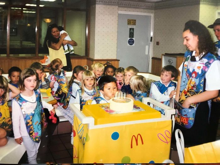 26 59 These Pictures Show How Different McDonald's Was In The 80s & 90s