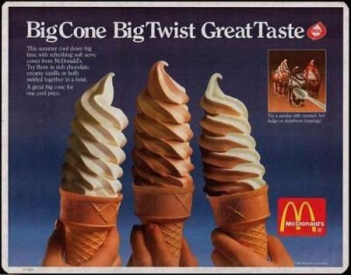 3 113 These Pictures Show How Different McDonald's Was In The 80s & 90s