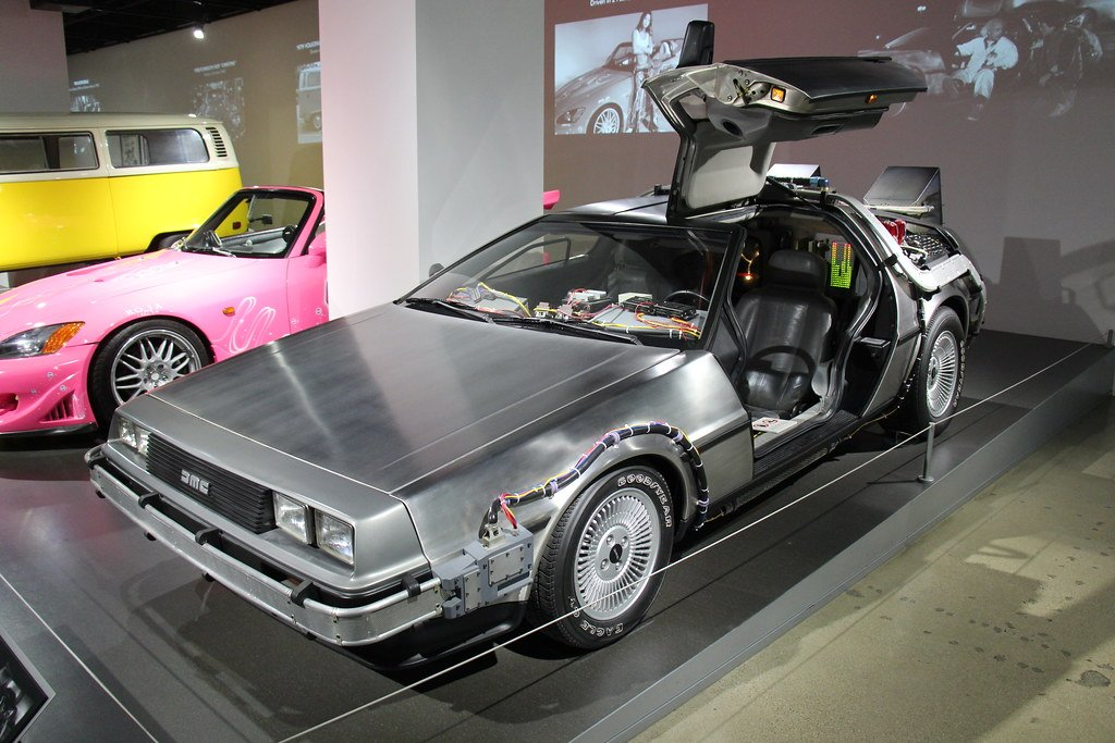 43754890175 f1fb24a472 b Legendary 1980s TV & Movie Vehicles That Sold For A Fortune At Auction