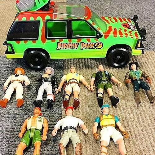 5 13 10 Film & TV Tie-In Toys You've Forgotten Even Existed