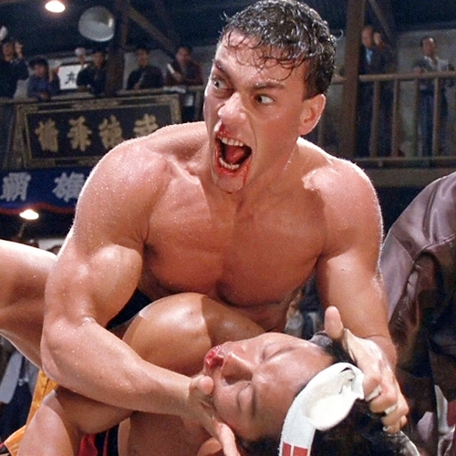 5 4 25 Crotch-Punching Facts About Jean-Claude Van Damme's 1988 Film Bloodsport