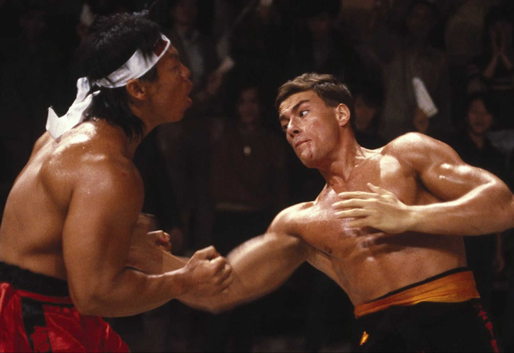532668 mgm e1619012852888 25 Crotch-Punching Facts About Jean-Claude Van Damme's 1988 Film Bloodsport
