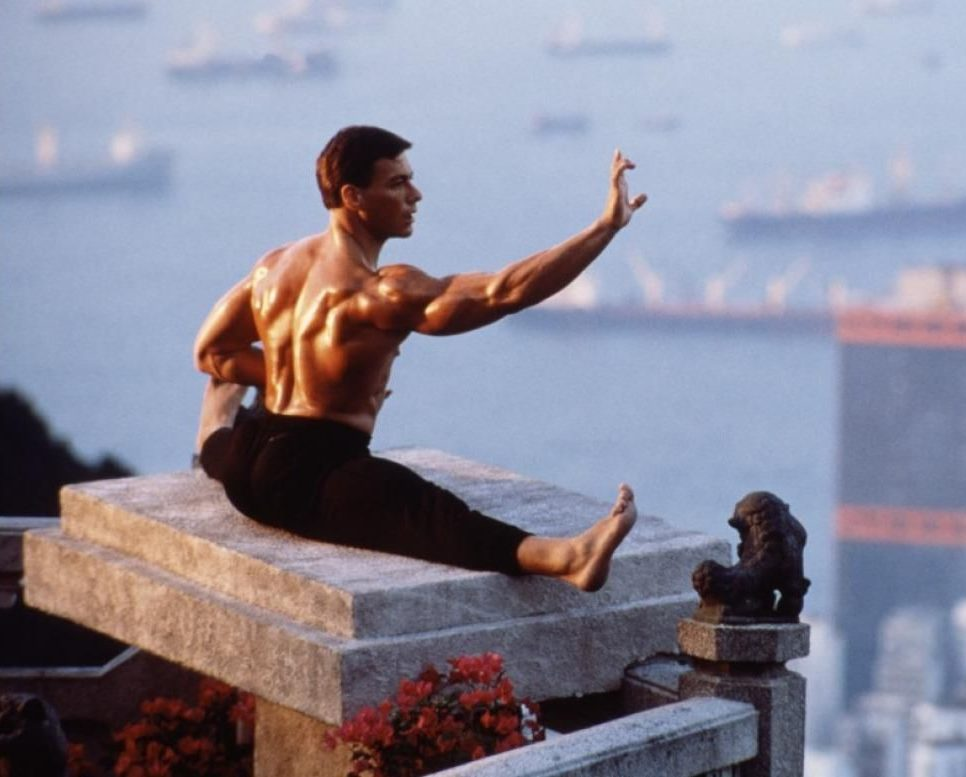 56a24d458e9bb28377c70b615175f504 e1619080073980 25 Crotch-Punching Facts About Jean-Claude Van Damme's 1988 Film Bloodsport