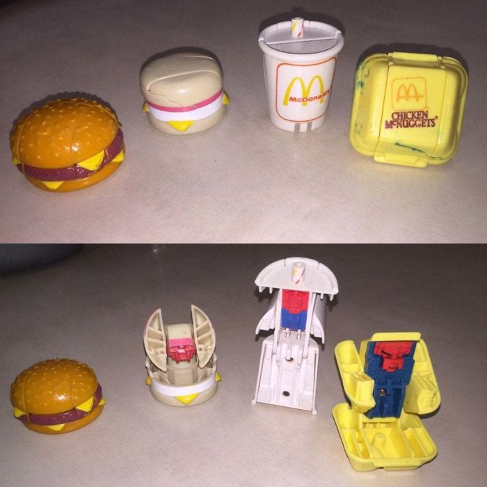 6 112 These Pictures Show How Different McDonald's Was In The 80s & 90s