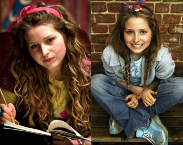 6 14 You Will Be Amazed To See The Grown Up Girls From Harry Potter