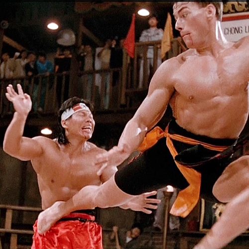 7 4 25 Crotch-Punching Facts About Jean-Claude Van Damme's 1988 Film Bloodsport