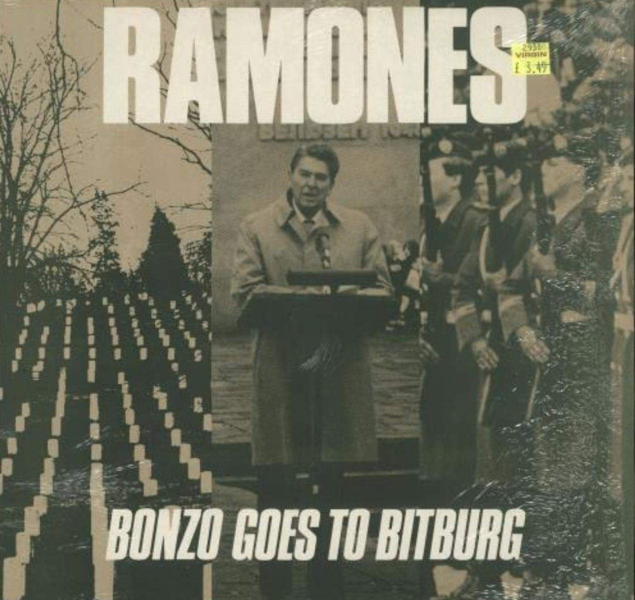 71LQtPeVImL. SL1280 e1615902242756 Hey-Ho! Let's Go With 20 Facts You Might Not Have Known About The Ramones