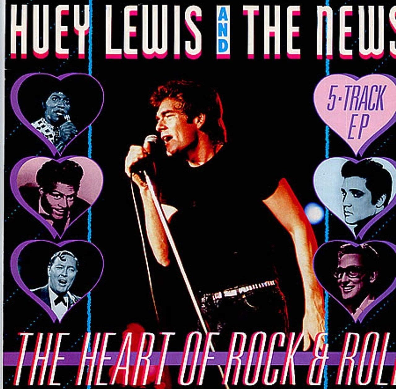 71xENelTvvL. AC SL1320 e1626079334138 20 Things You Might Not Have Known About Huey Lewis and the News