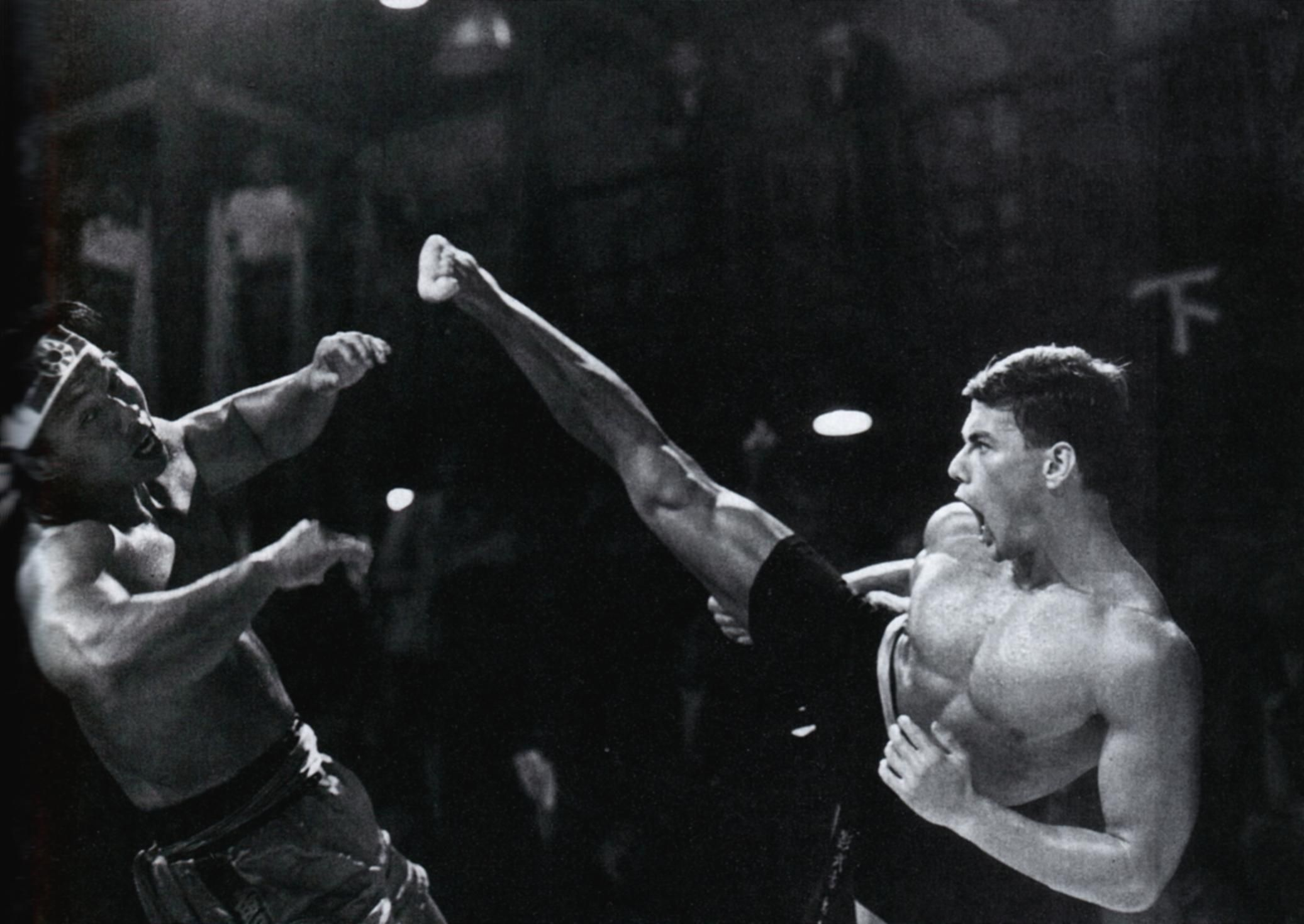 766aa82b98358d0e0186f3f1fb792f0e 25 Crotch-Punching Facts About Jean-Claude Van Damme's 1988 Film Bloodsport