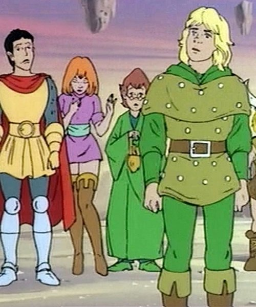 8 1 8 Things Only Adults Notice About The 1980s Dungeons & Dragons Cartoon