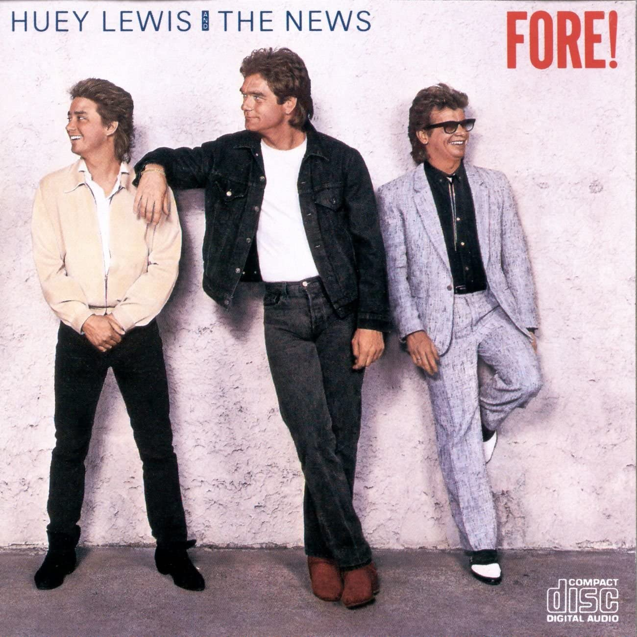 81SqqDjb KL. AC SL1300 20 Things You Might Not Have Known About Huey Lewis and the News