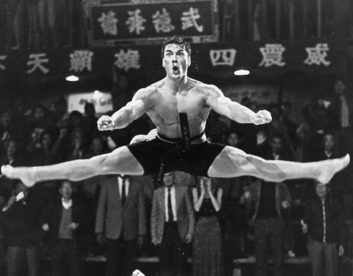 95f547363f92ee2df3ba04063c2ee5ce e1619096645476 25 Crotch-Punching Facts About Jean-Claude Van Damme's 1988 Film Bloodsport