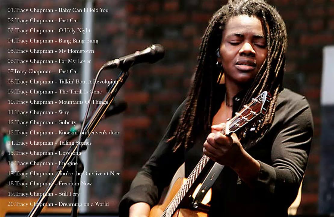 AAE e1615571913799 20 Things You Never Knew About Tracy Chapman
