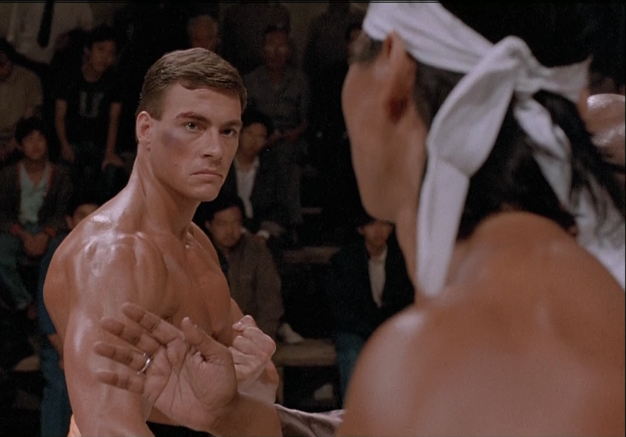 Bloodsport 1 e1617276016333 25 Crotch-Punching Facts About Jean-Claude Van Damme's 1988 Film Bloodsport