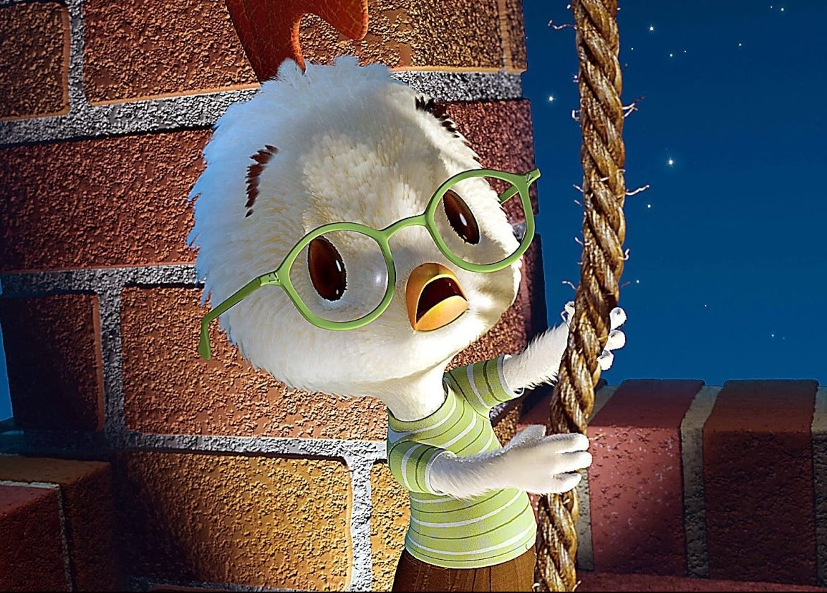 Chicken Little e1615823858446 10 Things You Probably Didn't Know About Holly Hunter