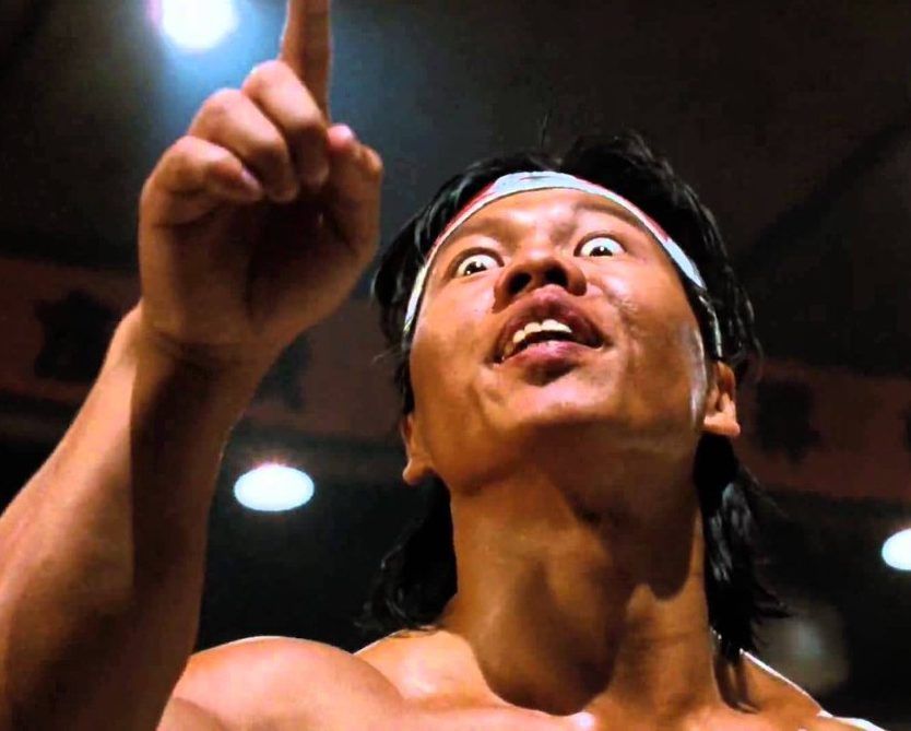 CoiNWGdUIAEUXQ7 e1619081720480 25 Crotch-Punching Facts About Jean-Claude Van Damme's 1988 Film Bloodsport