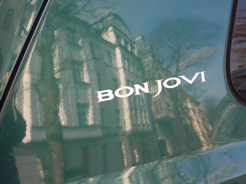 Detectandpreserve CC BY SA 3.0 20 Things You Never Knew About Bon Jovi