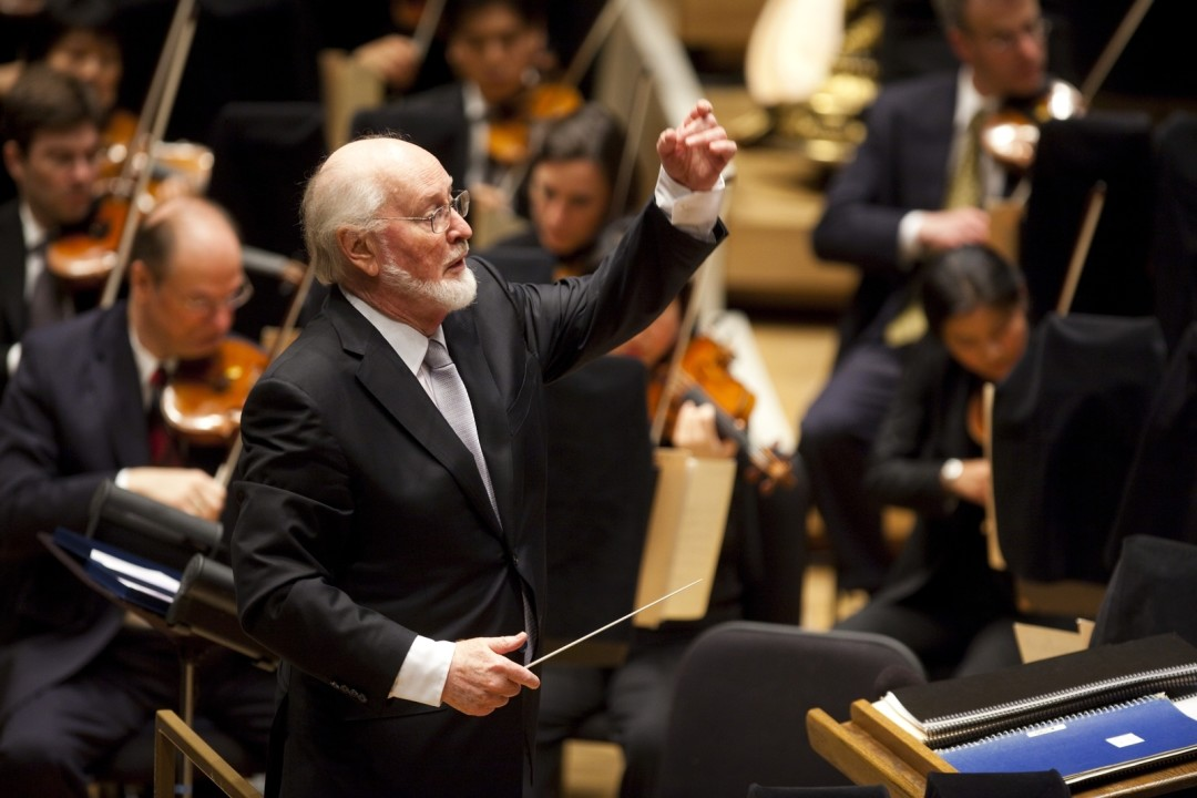 John Williams c Todd R. uhgtt2 27 Things You Didn't Know About Jaws