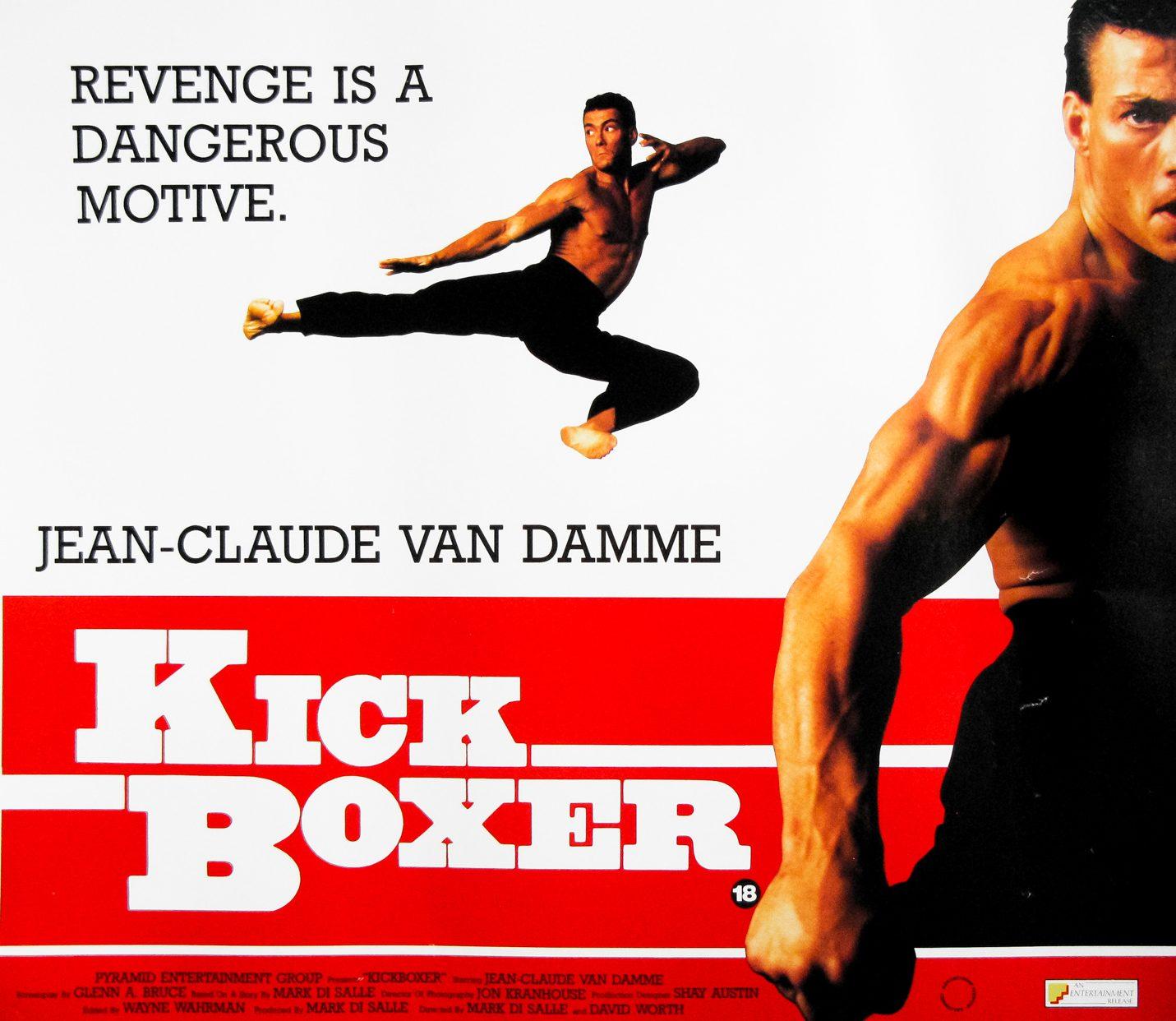 KickBoxer quad UK 1 e1619525268655 25 Crotch-Punching Facts About Jean-Claude Van Damme's 1988 Film Bloodsport