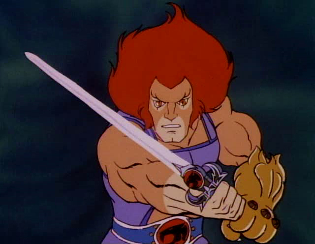 LionOFromThunderCats1985SeriesEpisodeTroubleWithTimeSc01 ThunderCats Movie On The Way From Godzilla vs Kong Director