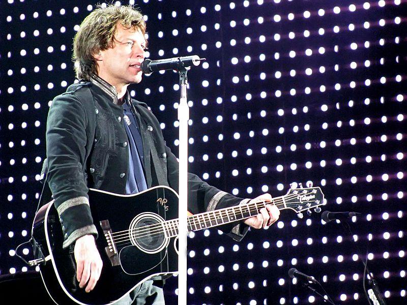 Matthew 20 Things You Never Knew About Bon Jovi