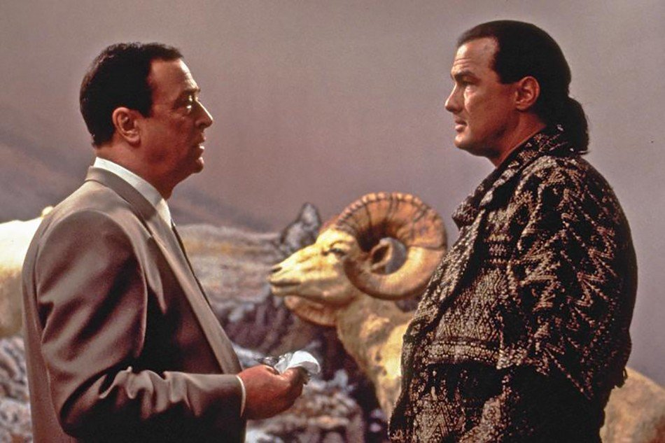 Michael Caine Steven Seagal 30 Films From The 90s That Are So Bad They're Actually Good
