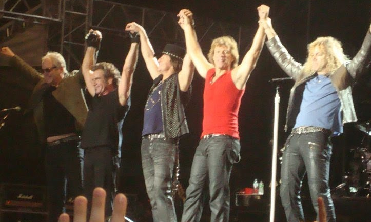 Nadinhazinha CC BY SA 2.5 20 Things You Never Knew About Bon Jovi